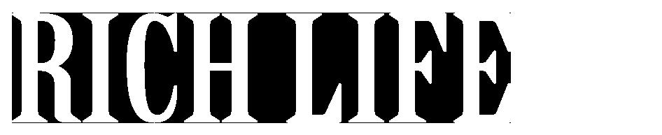 Richlife menü logó